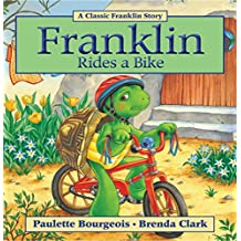 Franklin Rides a Bike (Classic Franklin Stories Book 16) (English Edition)