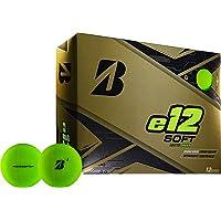 Bridgestone Golf e12 接触式高尔夫球(一打)