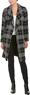 BB Dakota 女式 Kennedi 格子大衣