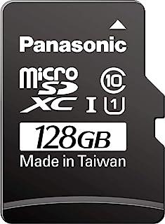 Panasonic 松下电器 产业用/业务用 高耐久microSD卡 3D TLC 128GB TC系列 RPTMTC12SWA