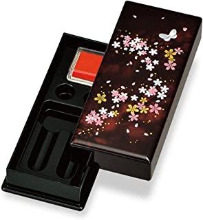 山中涂 樱花樱花 雅 印章 套装 M15930-1