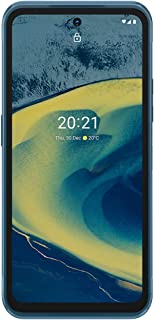 Nokia 诺基亚 XR20 5G | Android 11 | 解锁智能手机 | 双 SIM 卡 | 美国版 | 6/128GB | 6.67 英寸屏幕 | 48MP 双摄像头 | Polar Night