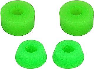 Dime Bag 五金滑板长板卡车替换衬套 4 件装(适用于 2 辆卡车) - 多种颜色和硬度计(92A *)