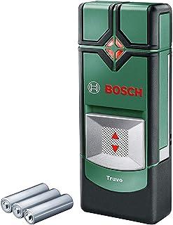 Bosch 博世 Truvo 墙壁探测器(用于探测深度为70/50mm的金属和电线;配送包含:Truvo探测器、3x AAA 电池)