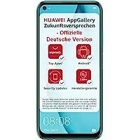 HUAWEI P40 lite Dual-SIM Smartphone Bundle (16 cm (6,4 Zoll…