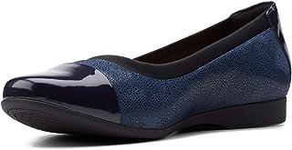 Clarks - 女式 Un Darcey Cap2 鞋