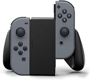 Nintendo 任天堂 Switch PowerA Joy Con 舒适手柄,黑色