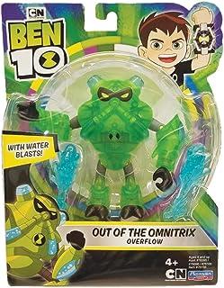 Ben 10 BEN47210 动作,半透明人偶-溢出(Out of Omnitrix)