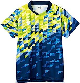 VICTAS 短袖 乒乓球比赛衫 V-GS220 男女通用 乒乓球 512101-5030 男士