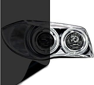 VViViD Air-Tint 深黑色 20% 遮光防紫外线前照着色剂 40.64 厘米 x 121.92 厘米 超大全车乙烯基包装卷