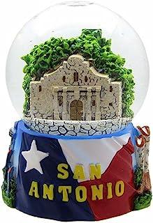 San Antonio Texas Snow Globe - Snow Dome - 65 毫米 -PCF