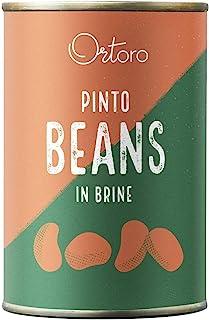 Ortoro - Pintobohnen, 400g (12er-Pack)