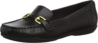 Geox 健乐士 D Annytah Moc A 女士莫卡辛鞋