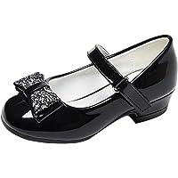 STELLE 女式经典低跟日式高跟鞋适合工作/休闲穿着/派对/婚礼/新娘