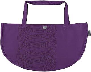 Hoppediz 婴儿摇篮巾 纽约 紫色