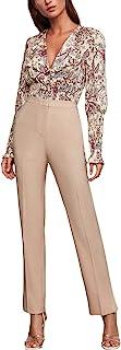 BCBGMAXAZRIA 女式 Tarik 直筒裤
