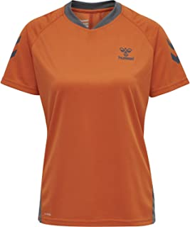 Hummel Hmlaction Jersey S/S 女士运动衫