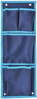 ProPlus 362062 挂袋 挂袋 挂袋 收纳袋 橱柜收纳袋 带4个隔层 20x57 厘米
