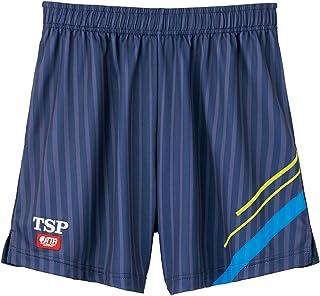 TSP 乒乓球 男女通用 比赛短裤 PIONURA 短裤 JTTA认证 吸汗速干 轻量 034407
