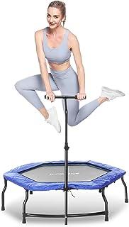 ANCHEER 蹦床,漂浮迷你蹦床反弹休闲锻炼蹦床,儿童和成人室内和室外跳跃蹦床