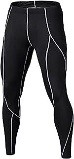 LNJLVI 男孩和女孩压缩裤运动打底裤/紧身裤
