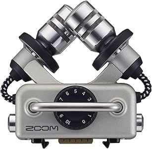 ZOOM H6/H5/Q8用XY立体声麦克风 拾音头 XYH-5