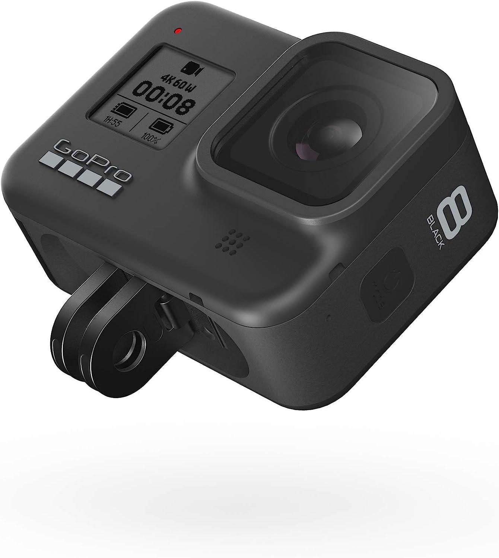 地标最稳,超强防抖+智能延时:GoPro HERO8 Black 运动相机