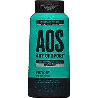 Art of Sport 防*洗发水和护发素,Victory Scent,干*洗发水和*护理,含锌蟒纹,椰子油和芦荟,无…