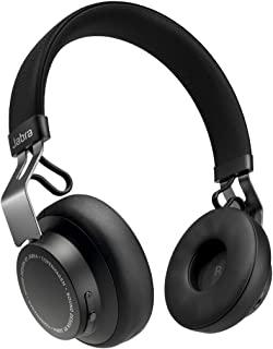 Jabra 捷波朗 Elite 25h 无线蓝牙耳机 钛黑 - 超轻舒适无线耳机 含3.5毫米插孔