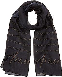 日常祈祷轻型时尚围巾,6 英尺