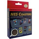 任天堂 Nes 磁带杯垫,硬纸/纸张,多色,9 x 1 x 10 厘米