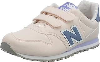 New Balance 女童 500 Yv500tpb 宽运动鞋