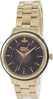 VIVIVIAN·韦斯特伍德 手表 VV158BKGD 女士 平行进口商品 金色