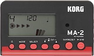 korg 数字节拍器 ma-2 黑·红