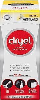Dryel at-Home 赠送干洗器补充包 Refill Kit, 8 Load 8 Loads