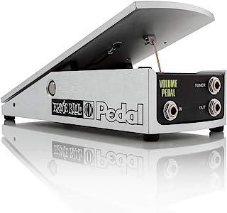 ERNIE BALL 音量踏板适配器 Volume PedalP06166  モノラル 250kΩ/Aカーブ