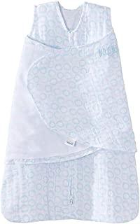 HALO 100% Cotton Muslin Sleepsack Swaddle Circles Turquoise 新生儿