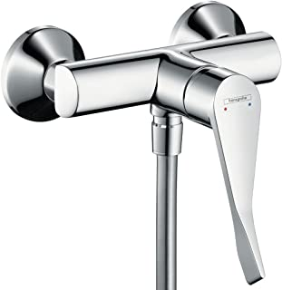 Hansgrohe 汉斯格雅 Focus Care 明装淋浴龙头,适用于1种功能,镀铬