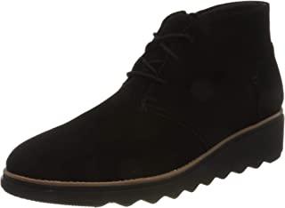 Clarks靴子 夏朗荷 真皮 女士