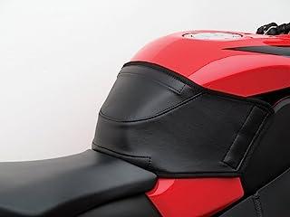 2008-2011 CBR1000RR TARGA 1/2 气箱罩文胸优质黑色碳编织乙烯基 27-145CV