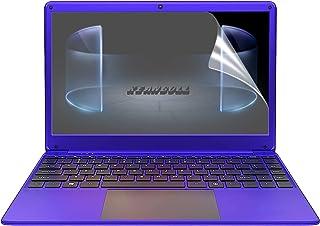 2 件装 14.1 笔记本电脑屏幕保护膜,适用于 14.1 英寸笔记本电脑,16:9 显示屏 (3840x2400, 1920x1200), 14.1 英寸防眩光屏幕保护膜,防指纹。