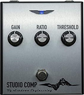 Ashdown STUDIO COMPRESSOR 效果踏板