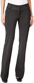 Alfani 女式加大码中腰直筒正装裤