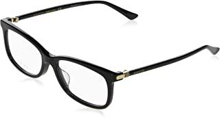 GUCCI 古驰 眼镜 伊达眼镜 0296OA 001 亚洲款 男款 0296OA-001 日本 58,15,145 (FREE サイズ) [平行进口商品]