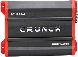 Crunch GP-1000.4 接地式打音器 1,000 瓦 4 通道级 AB 功放