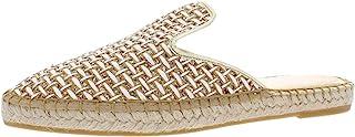 André Assous 女士 Marsha 闭趾帆布平底鞋