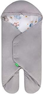 LULANDO Art 婴儿冬季睡袋,Buli 婴儿背带睡袋,Maxi Cosi 睡袋,汽车座椅,90 厘米 x 80 厘米(*)