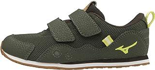 [Mizuno 美津浓] 童鞋 Run Kids 6 运动鞋 16.5~21厘米 运动鞋 男孩 女孩 上学 上幼儿园