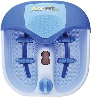 Pure Fit Spa 豪华超按摩鞋垫具有如此多种功能,全部设计用于放松、呵护和刺激您,有 3 种按摩设置可供选择,包括致敏按摩滚轮,内置Aroma 喷雾器和*干燥器,以及一个透明隐蔽的多用途***护具。 非常适合循环