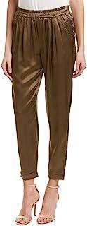 Splendid 女式缎面裤